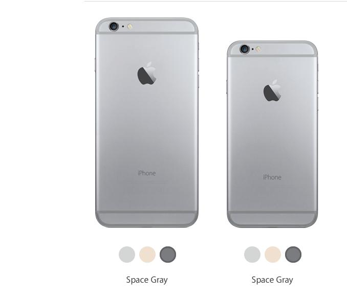 kann man beim iphone 6 das au engeh use statt space grey. Black Bedroom Furniture Sets. Home Design Ideas