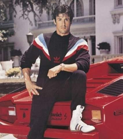 Kann man das Adidas Sweatshirt aus Rocky IV noch wo kaufen?