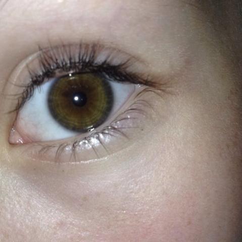 Augen Grün Braun