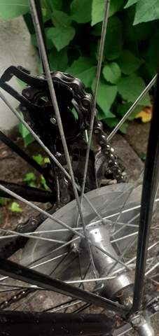 Kann man das Fahrrad noch retten?