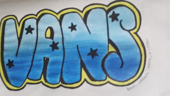 Mein Graffiti - (Kunst, zeichnen, Graffiti)