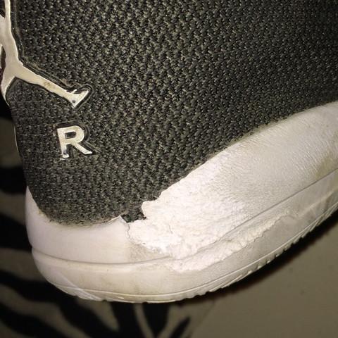 Kann man das Gummi vom Schuh reparieren?