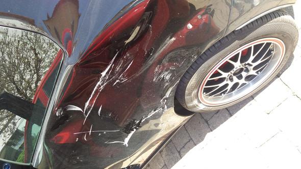Der Schaden - (Auto, Kosten, KFZ)