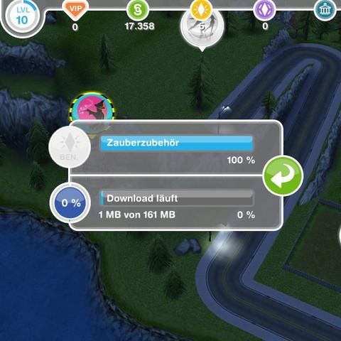 Das läd schon seit 4 Tagen :(  - (Sims, Bau, LP)