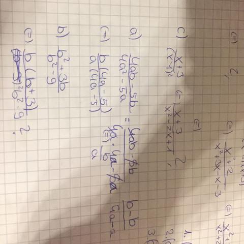Bruch A - (Mathe, Hausaufgaben)