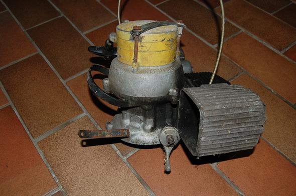 Motor 1 - (Garten, Motor, Werkstatt)