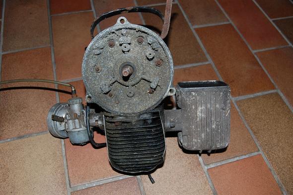 Motor 2 - (Garten, Motor, Werkstatt)