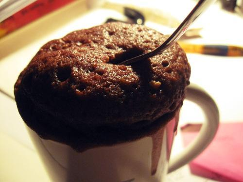Kann Man Den Tassenkuchen In Einer Schussel Machen Schlussel
