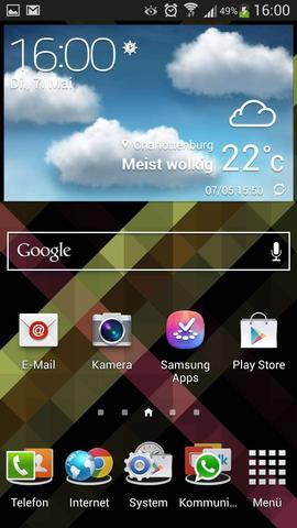 Im Netz - (Samsung, Smartphone, Ordner)