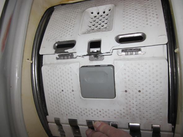 kann man die einfüllklappe bei den toplader von hoover austauschen?