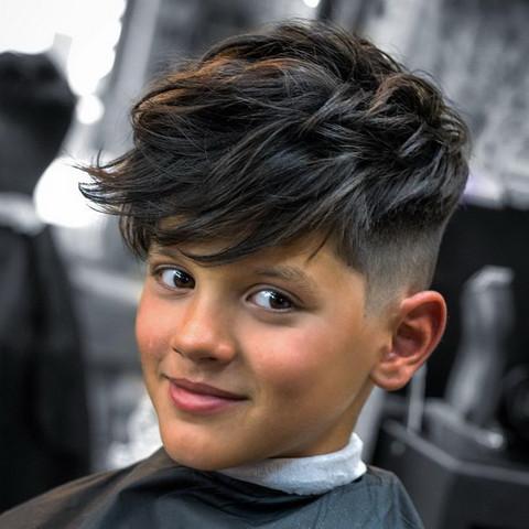 Kann Man Die Frisur Auch Als Madchen Tragen Jungs Kurzhaarfrisur