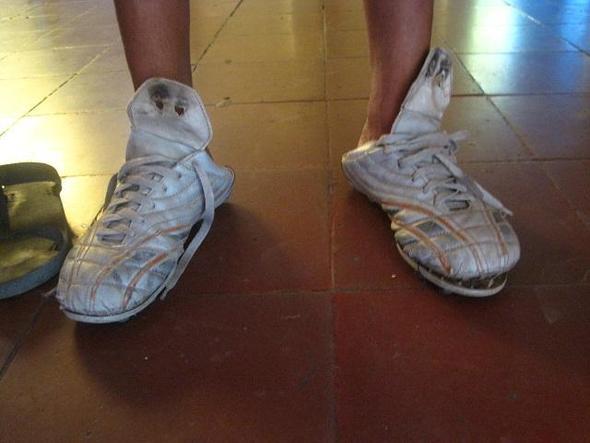 die schuhe - (Fußball, Schuhe)