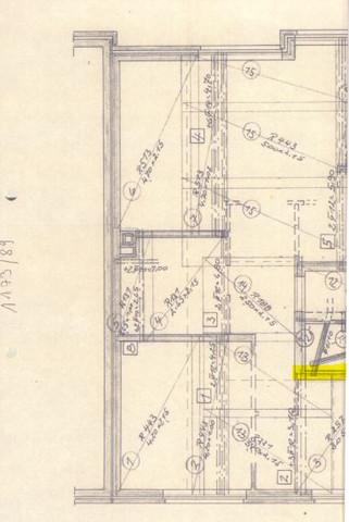 kann man die gelb markierte wand im statikplan entfernen haus architekt statik. Black Bedroom Furniture Sets. Home Design Ideas