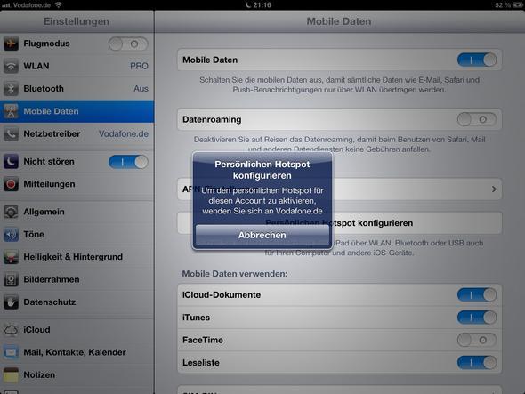 Screenshot - (Apple, iPad, ios)