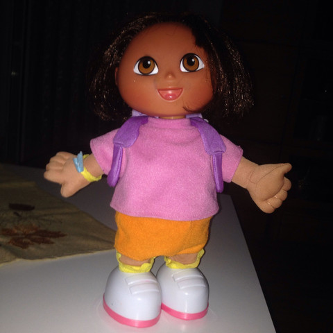 So sieht sie aus - (Puppen, korra)