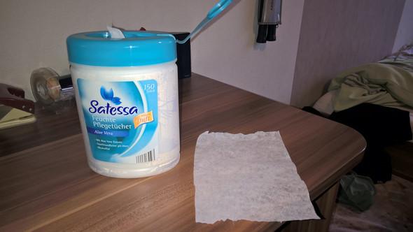Reinigungstücher - (TV, reinigen, Tuch)