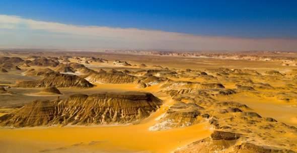 Kann man die Wüsten jemals wieder fruchtbar machen?
