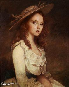 http://www.beautifullife.info/art-works/celebrities-in-the-renaissance/ - (Schule, Bilder, portrait)