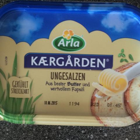 Kann man diese Butter auch zur Herstellung von Buttercreme benutzen?