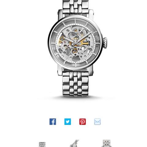 Fossil Damen Uhr  - (Uhr, Fossil, damenuhr)