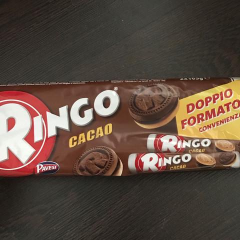 Ringo cacao kekse aus italien - (essen, Kekse, Ablaufdatum)