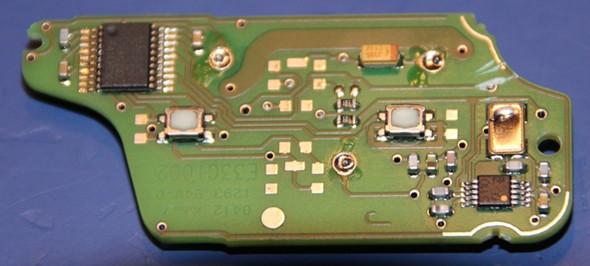 Autoschlüssel Platine - (Reparatur, Elektrik, Platine)