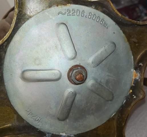 Kann man diesen alten Samowar noch benutzen?