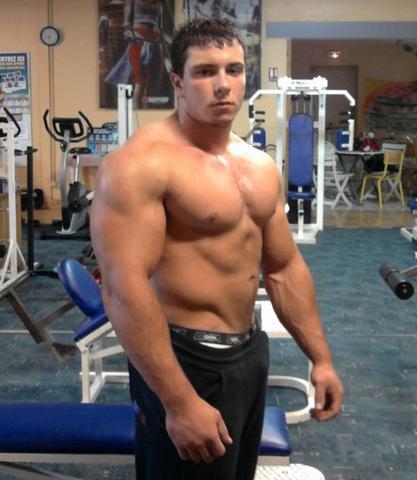 steroide mann