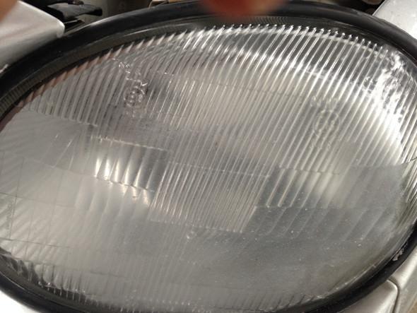 cd - (blind, Scheinwerfer, polieren)