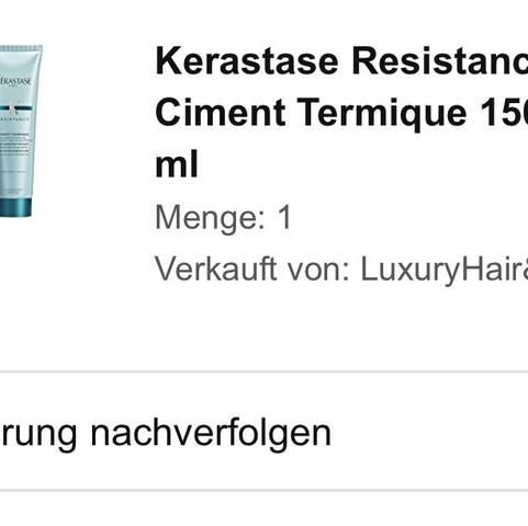 Das ist das Produkt welches ich anwende. - (Haarkur, Wieoftsollesangewendetwerden)