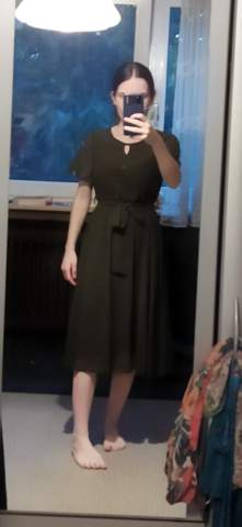 Can you attract this dress to the privilege?