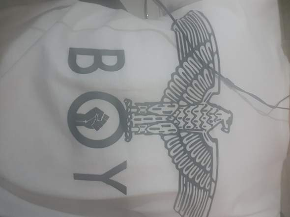 Kann man dieses Shirt als Nazi Shirt bezeichnen?