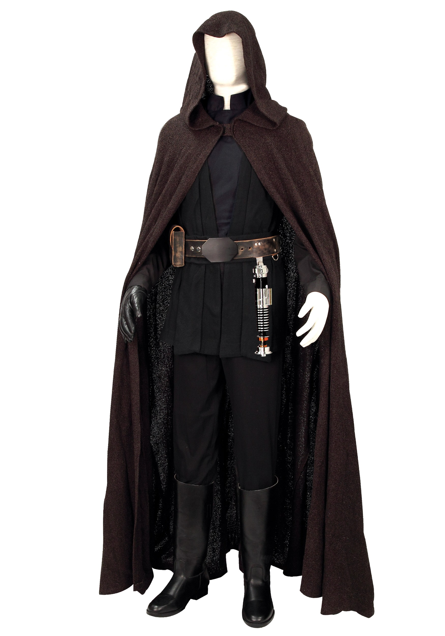 kann man ein kost m von luke skywalkers outfit aus star wars episode vi die r ckkehr der jedi. Black Bedroom Furniture Sets. Home Design Ideas