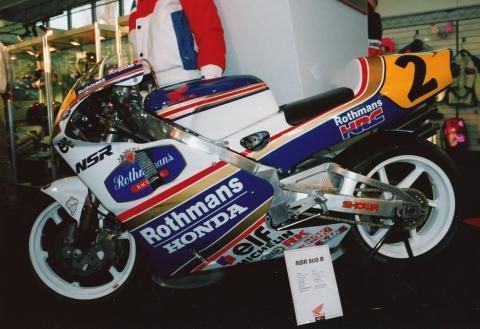 NSR 500 - (Motorrad, Bike, Honda)