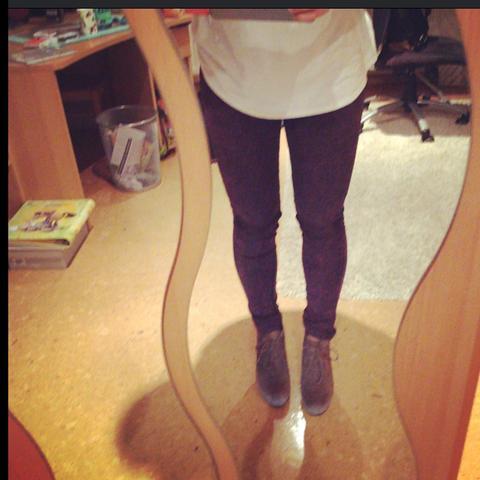 Das hier ist die Hose :) - (Mädchen, Frauen, Mode)