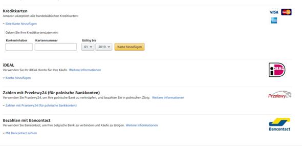 Kann Man Bei Amazon Mit Paysafe Bezahlen
