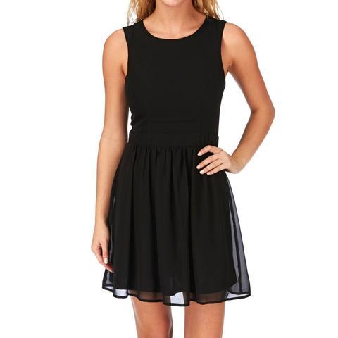 schwarzes Kleid - (Kleid, Abiball)