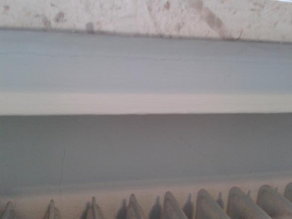kann man erkennen ob unter der fensterbank asbest ist sanierung. Black Bedroom Furniture Sets. Home Design Ideas