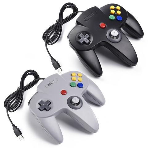 - (USB, Controller, N64)