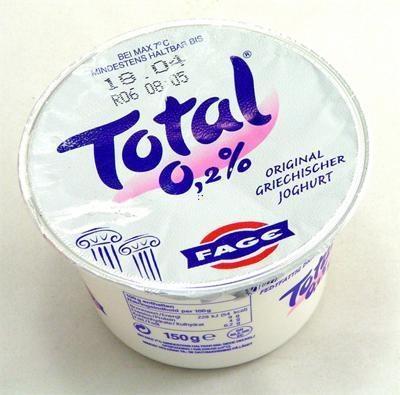 griechischer joghurt edeka
