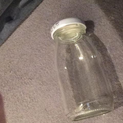 Hier das glas welches ich benutzen möchte. - (Food, aufbewahren, Luftdicht)