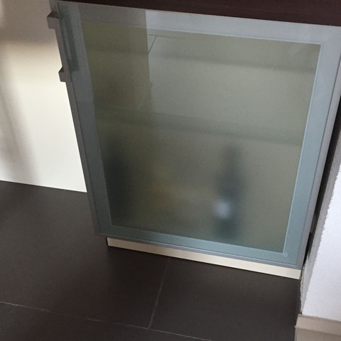 Geschlossen  - (Wohnung, Küche, Kühlschrank)