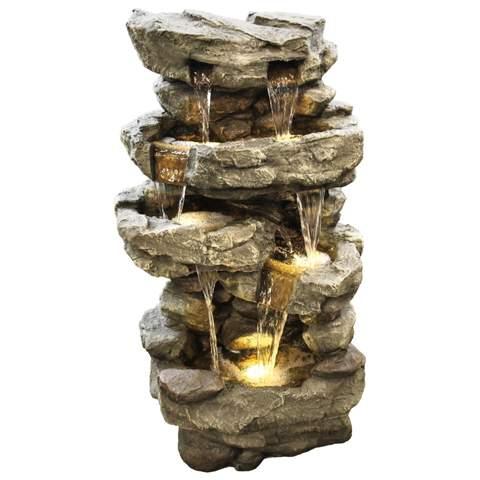 Kann man jede Teichpumpe für den Gartenbrunnen verwenden?
