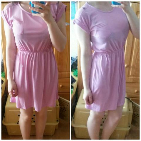 Kann man mit 14 so ein Kleid tragen ?