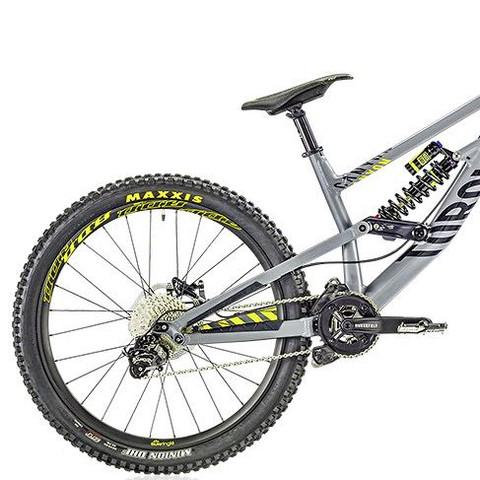 Bike Hinten - (Fahrrad, Sport und Fitness, Mountainbike)