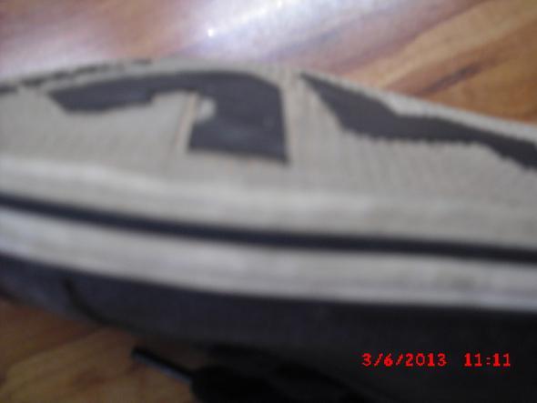 Schuh - (klettern, Sohle)