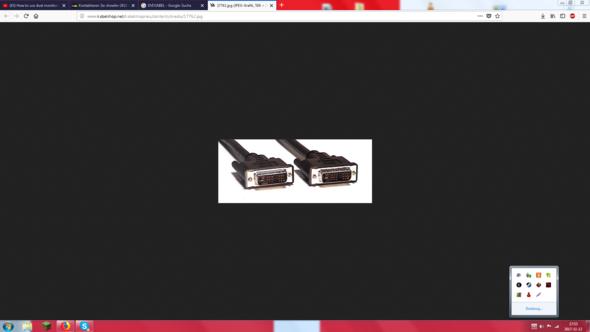 DVI KABEL - (Computer, Technik, Technologie)