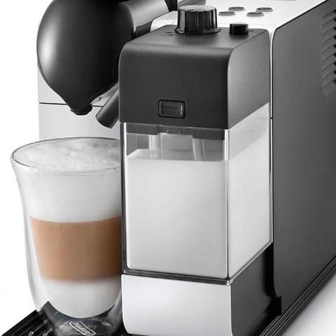 Nespresso delonghi lattissima  - (Milch, schämen, Nespresso)