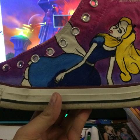 Schuhe bemalen tipps