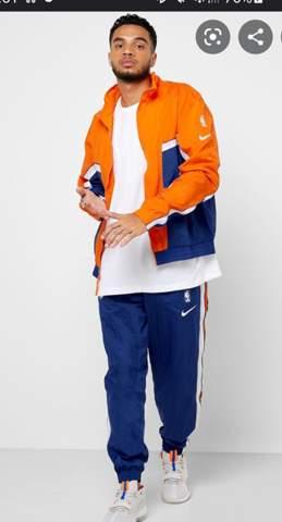 Kann man NBA tracksuit Jacken auch anders kombinieren?
